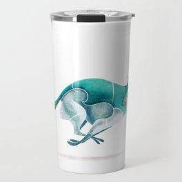 Wolf 4 Travel Mug