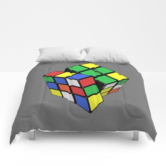 Magic Cube Rubik's_cube Comforters