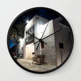Amargosa Opera House, Death Valley Junction Wall Clock