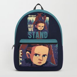 We Stand Backpack