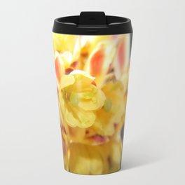 Boxwood Flower Travel Mug