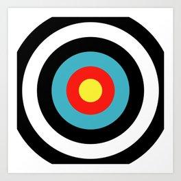 Target (Archery) Art Print