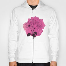 spray roses Hoody