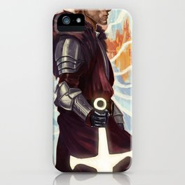 Cullen Rutherford Poster iPhone Case