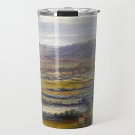 Carl Thöndel Industrial Landscape Travel Mug