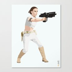 Padme of Star Wars Canvas Print