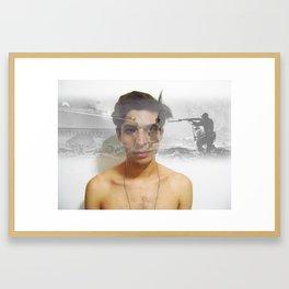 The Great War Framed Art Print
