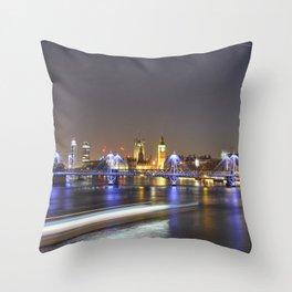 London (1) Throw Pillow