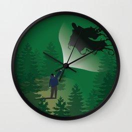 Patronum Wall Clock