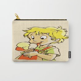Boy with icecream Carry-All Pouch