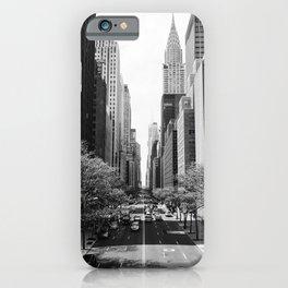 Tudor City Views iPhone Case