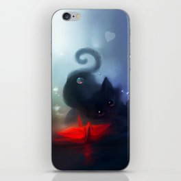 Faithful Mirror iPhone Skin