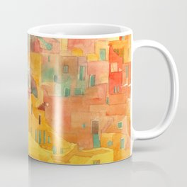 Summer on Mykonos Coffee Mug