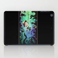 brad pitt iPad Cases featuring The Pitt by Richtoon
