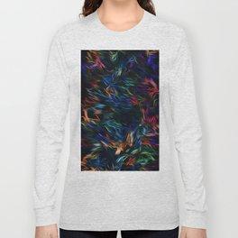 Abstract Design #64 Long Sleeve T-shirt