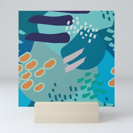 Creative Sea Mini Art Print