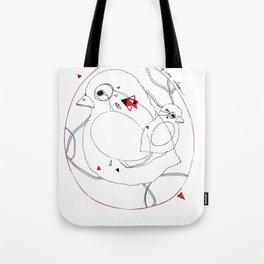 keep me close Tote Bag