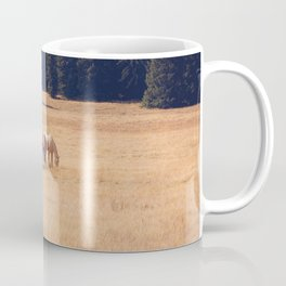 Montana Collection - Horses on the Ranch Coffee Mug