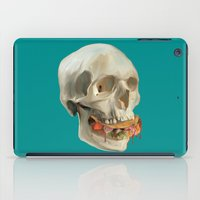taco iPad Cases featuring Death By Taco by Fontolia (Katie Blaker)