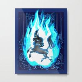 Holy Fire Metal Print