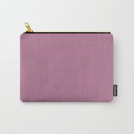 Boca Solid Shades - Lilac Carry-All Pouch