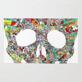 Mega Skull Rug