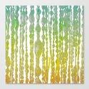 psychedelic stripes - green by kharmazero