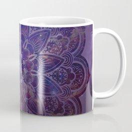 Ultraviolet Mandala Coffee Mug
