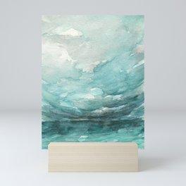 Above the Horizon Mini Art Print