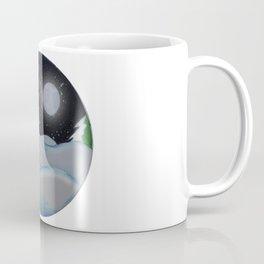 The Festive Moon Coffee Mug