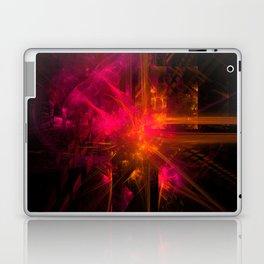 Alien Sunset Laptop & iPad Skin