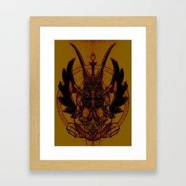 Samael Framed Art Print