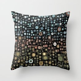:: Nightlights :: Throw Pillow