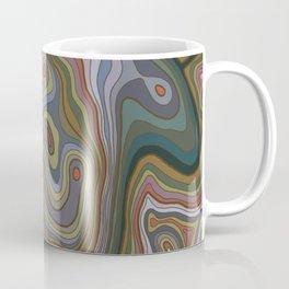 Topography Coffee Mug