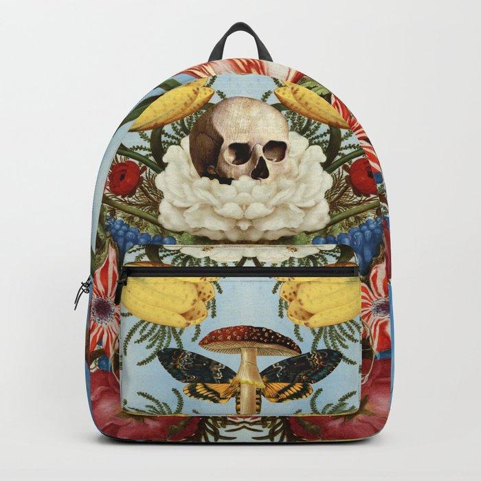 Amanita muscaria Backpack