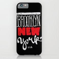 Brooklyn New York Slim Case iPhone 6s