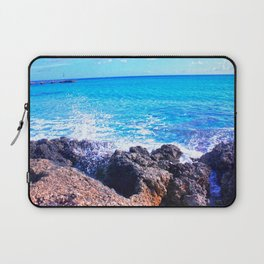 Mediterranean sea Laptop Sleeve