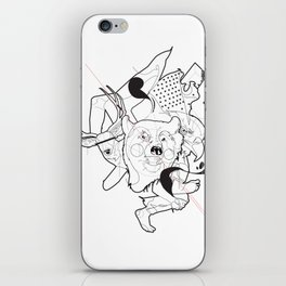 Evo iPhone Skin