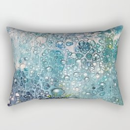rain drops Rectangular Pillow