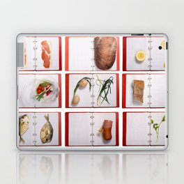 Herbarium bachelor Laptop & iPad Skin