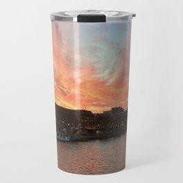 Parisien Sunset Travel Mug
