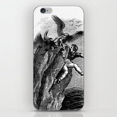 The Vulture Advocate iPhone & iPod Skin