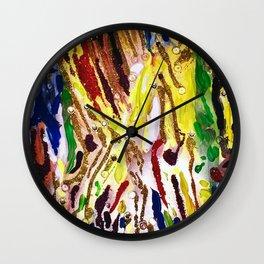 i18 Design Wall Clock