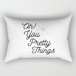 Pretty Things Rectangular Pillow