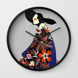 LÍRIO Wall Clock