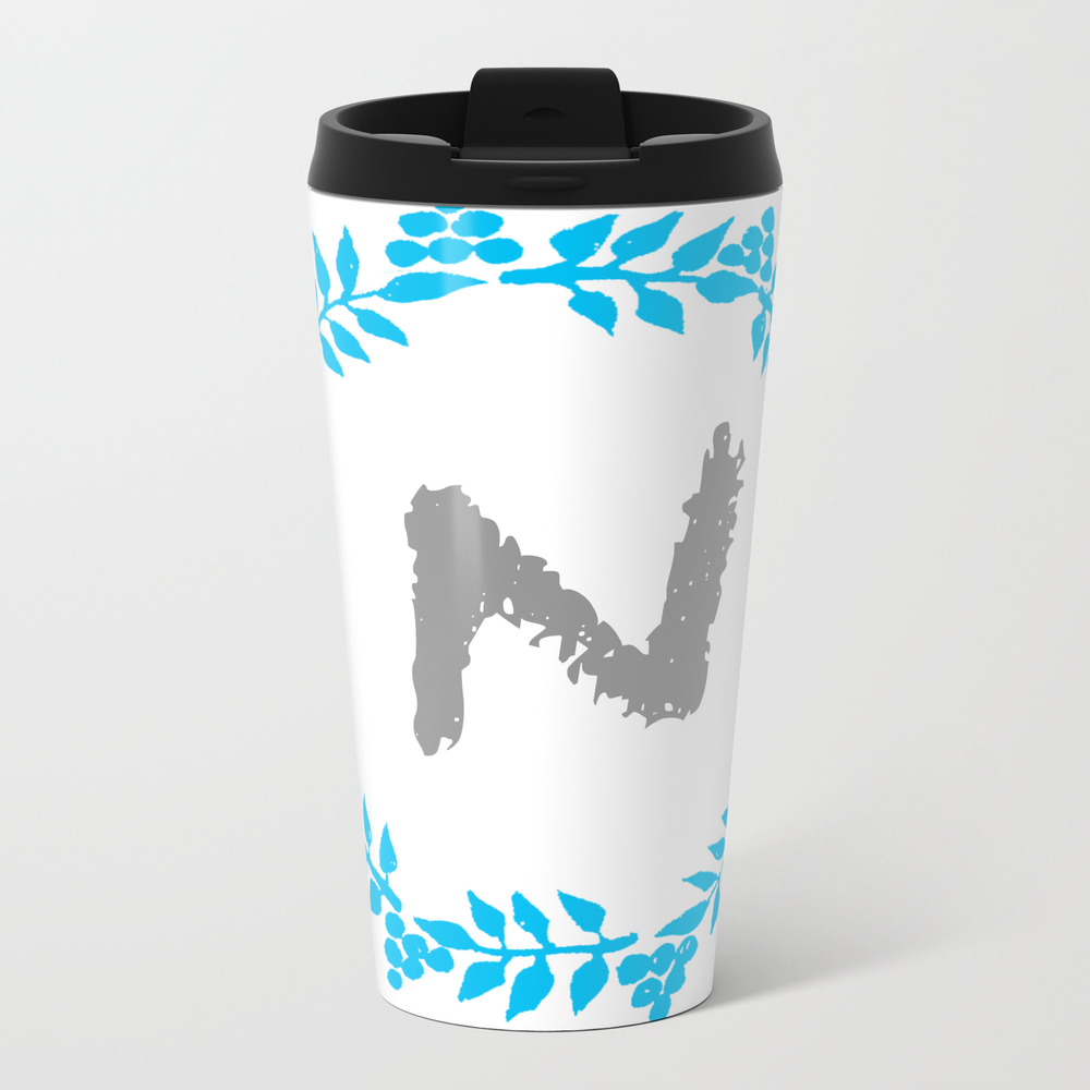 N White Travel Mug TRM8919593