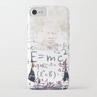 einstein iPhone & iPod Cases featuring einstein by Taranta Babu