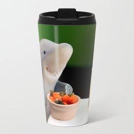 Breakfast for Sharks Travel Mug