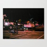 cowboy bebop Canvas Prints featuring Spike Spiegel (Cowboy Bebop)  by Jackobi Austin