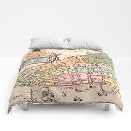 New York City 1728 Comforters